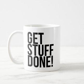 Mug Obtenez la substance faite