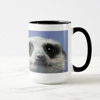 Mug Obtenez occupé avec votre meerkat