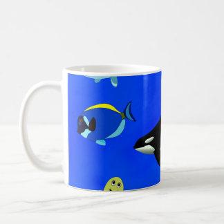 Mug Océan d'orque