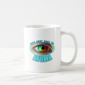 Mug Oeil d'arc-en-ciel d'Azulia