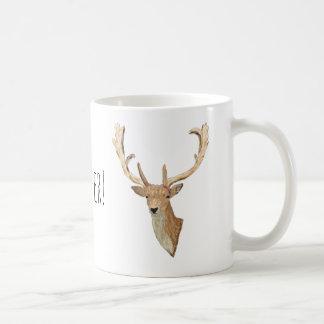 Mug Oh cerfs communs - cerfs communs de regard