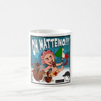 Mug Oh MATTEINO Tazza