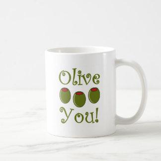 Mug Olive de fin gourmet vous