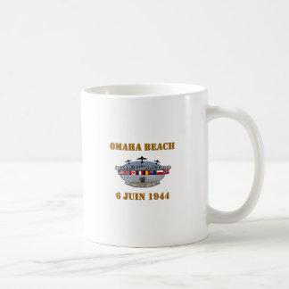Mug Omaha Beach 1944