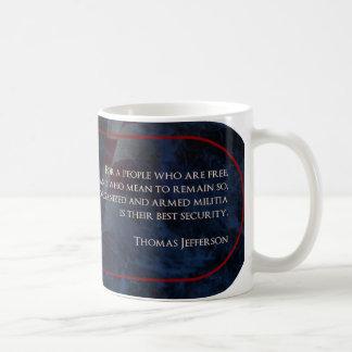Mug Oncle Sam - Thomas Jefferson