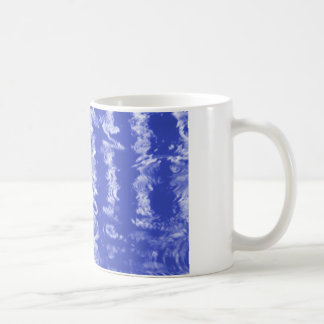 Mug Ondulations bleues