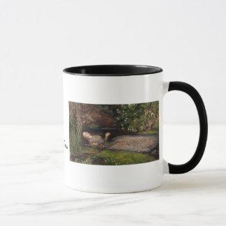 Mug Ophélie par John Everett Millais