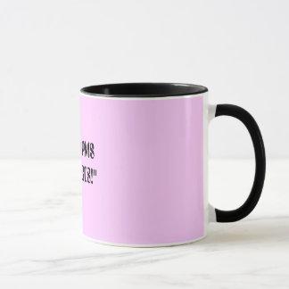 Mug Oubliez PMS