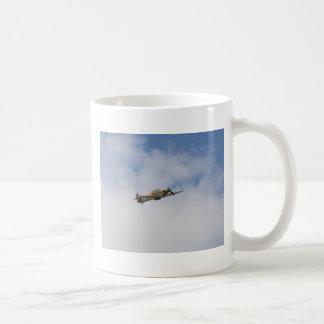 Mug Ouragan de colporteur en vol
