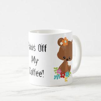 Mug Ours CUB mignon de région boisée