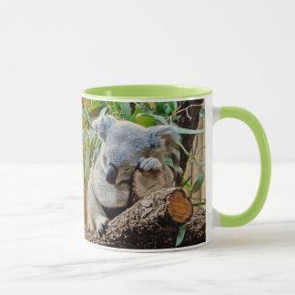 Mug Ours de koala mignon de sommeil