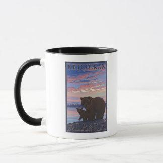 Mug Ours et CUB - Ketchikan, Alaska