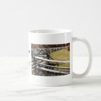 Mug PA de McPherson Ridge Gettysburg