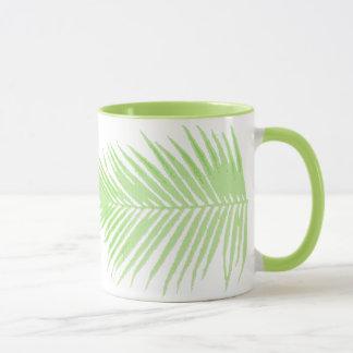 Mug palmier