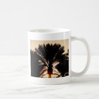 Mug Palmiers de coucher du soleil