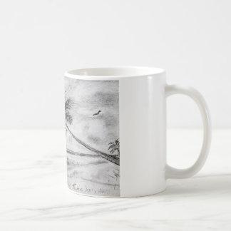 Mug Palmiers par la mer