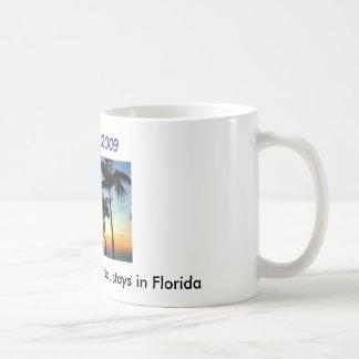 Mug PalmTrees, ce qui se produit en Floride, reste