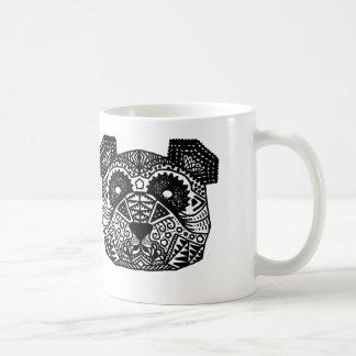 Mug Panda modelé