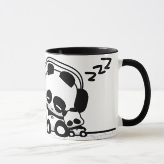 Mug Pandas de sommeil
