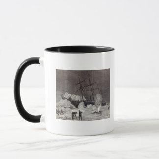 Mug Pandora a pincé dans la glace