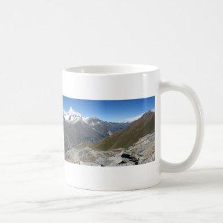 Mug Panorama de Rothorn, Alpes du Valais