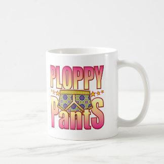 Mug Pantalon fleuri de Ploppy