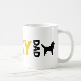 Mug Papa de chien de traîneau sibérien