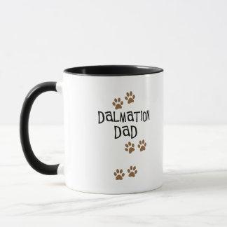 Mug Papa de Dalmation
