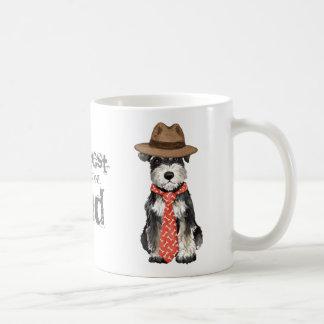 Mug Papa de Schnauzer miniature