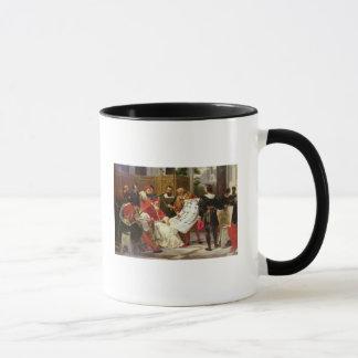 Mug Pape Jules II Bramante de commande