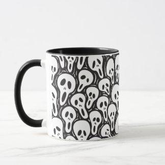 Mug Papier peint effrayant
