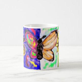 Mug papillon bilatéral