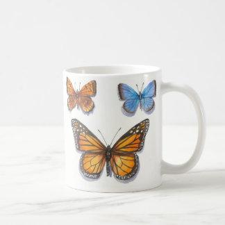 Mug Papillon et amis de monarque