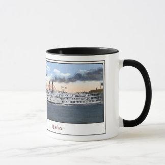 Mug Paquebot Québec