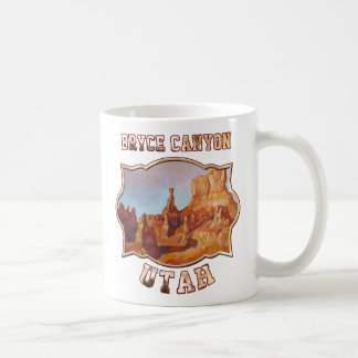 Mug Parc national de canyon de Bryce