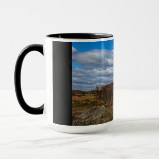 Mug Parc national de Gettysburg - automne