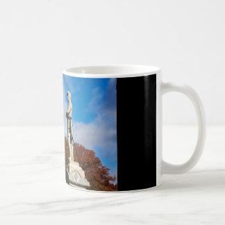Mug Parc national de Gettysburg - feuille d'automne
