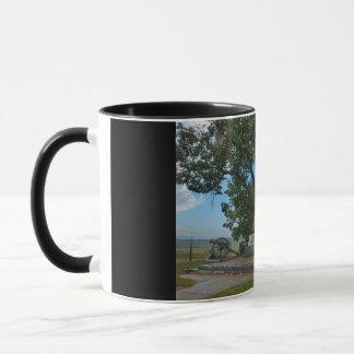 Mug Parc national de Gettysburg - marque de hautes