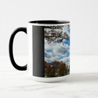 Mug Parc national de Gettysburg - nuages d'automne