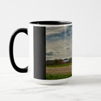Mug Parc national de Gettysburg - terre de ferme