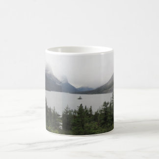 Mug Parc national de glacier