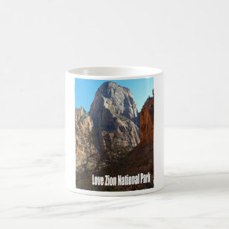 Mug Parc national de Zion d'amour