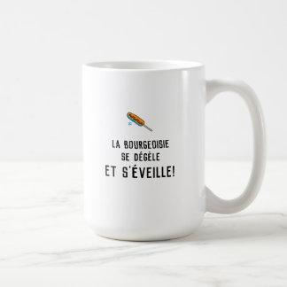 Mug Pas les plus dégelés de la boite humour Québec