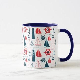 Mug Patriote nautique