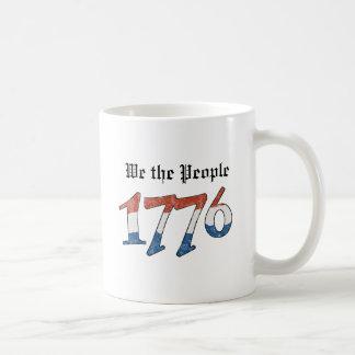 Mug Patriotique nous les personnes 1776