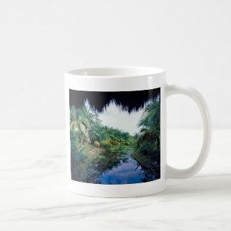 Mug Paysage de rivière de jungle d'Amazone