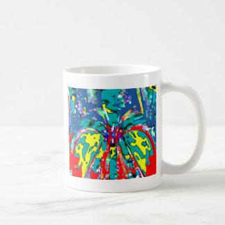 Mug Paysage TROPICAL de beauté - AMUSEMENT fleurissant