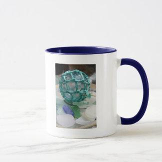 Mug Pêche du flotteur sur le verre, l'Alaska