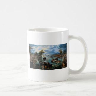 Mug Pêche pour des âmes par Adriaen van de Venne