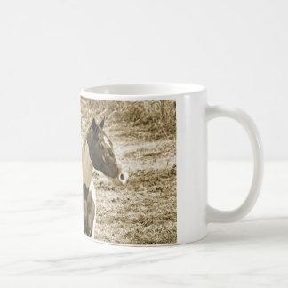 Mug Peignez le poney
